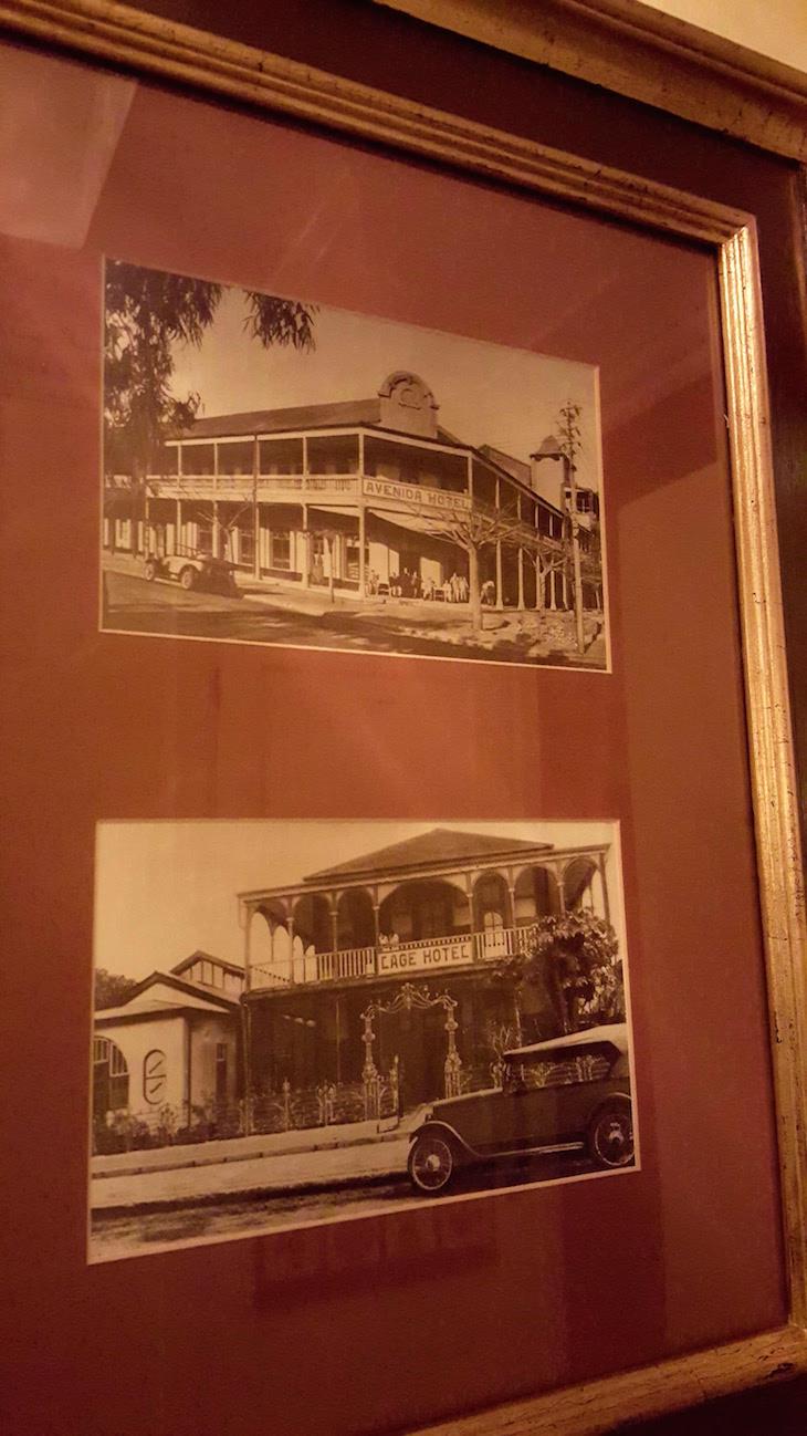 Fotos antigas no Polana Serena Hotel, Maputo © Viaje Comigo