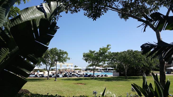 Jardins do Polana Serena Hotel - Maputo © Viaje Comigo