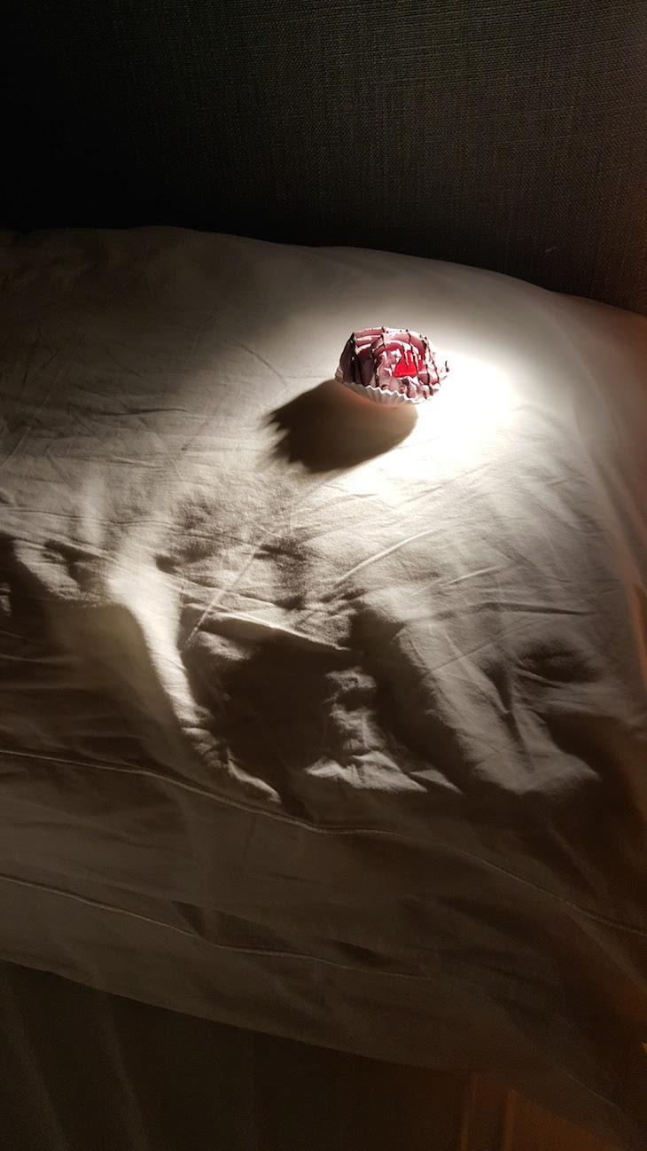 Mimo na cama - White Pearl - Ponta Mamoli - Moçambique © Viaje Comigo
