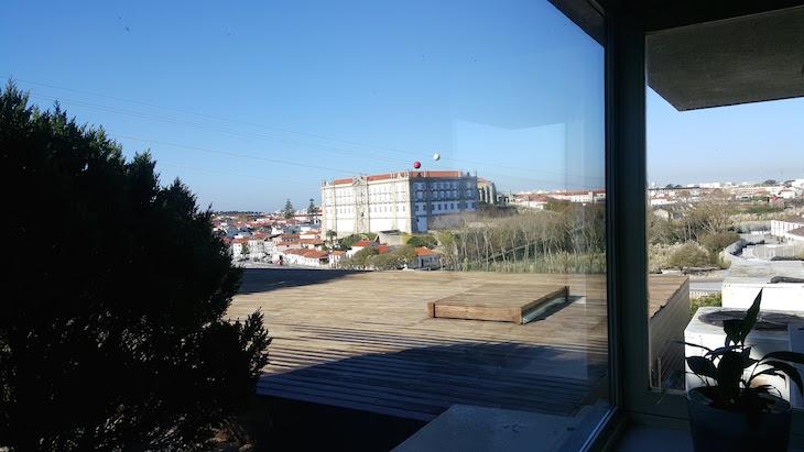 Vista para o Mosteiro de Santa Clara - Santana Hotel & Spa, Vila do Conde © Viaje Comigo