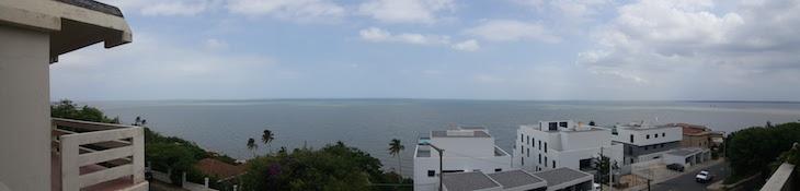 Baia de Maputo -Panoramica Polana Mar © Viaje Comigo