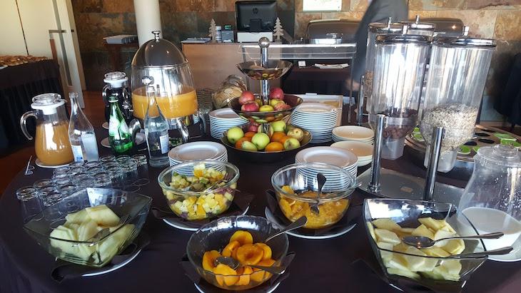 Pequeno-almoco no Santana Hotel & Spa, Vila do Conde © Viaje Comigo