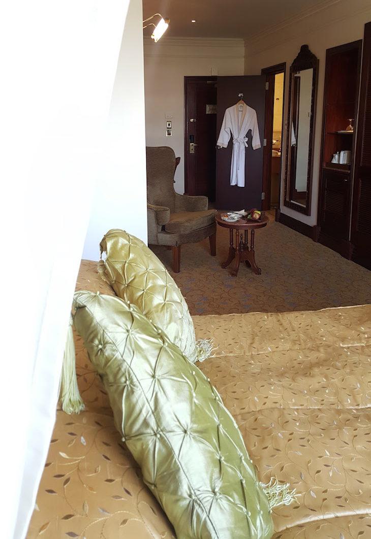 Quarto do Polana Serena Hotel - Maputo © Viaje Comigo
