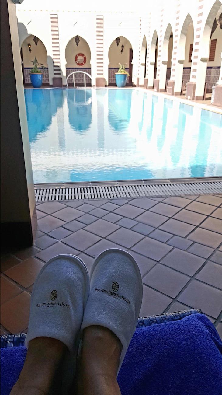 Spa do Polana Serena Hotel, Maputo © Viaje Comigo