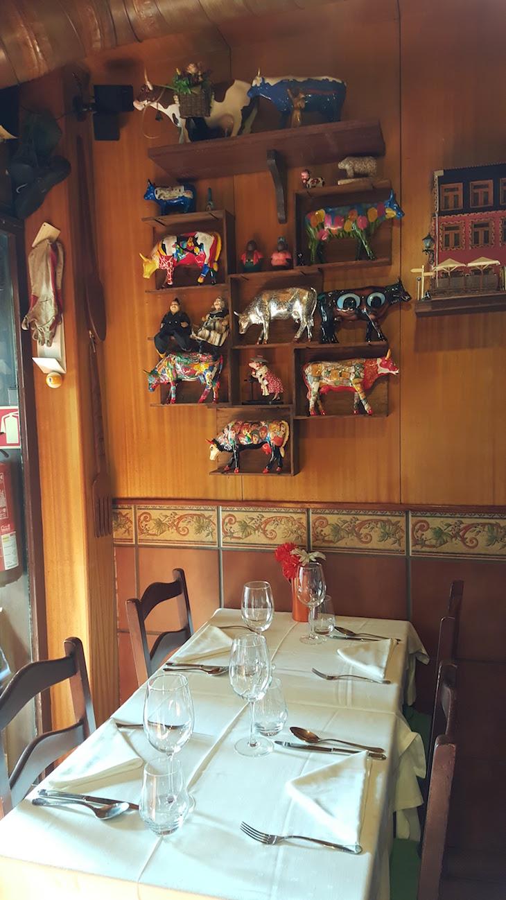 Restaurante O Cangalho, Vila do Conde © Viaje Comigo