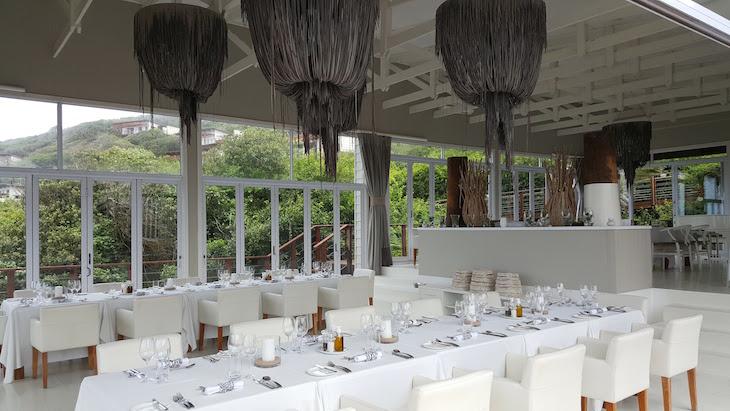 Restaurante do White Pearl - Ponta Mamoli - Moçambique © Viaje Comigo