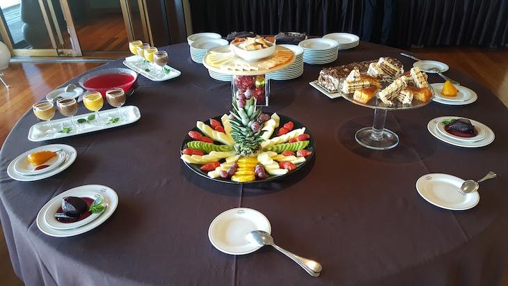 Sobremesas - Restaurante do Santana Hotel & Spa, Vila do Conde © Viaje Comigo