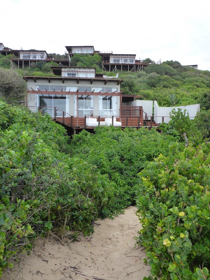 Suites do White Pearl - Ponta Mamoli - Moçambique © Viaje Comigo