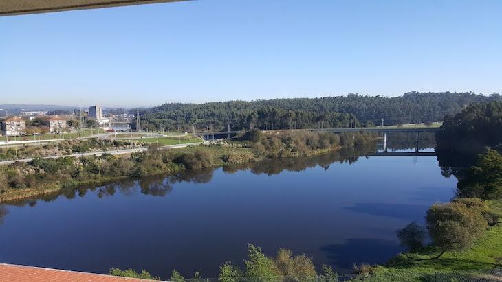 Vista do quarto do Santana Hotel & Spa, Vila do Conde © Viaje Comigo