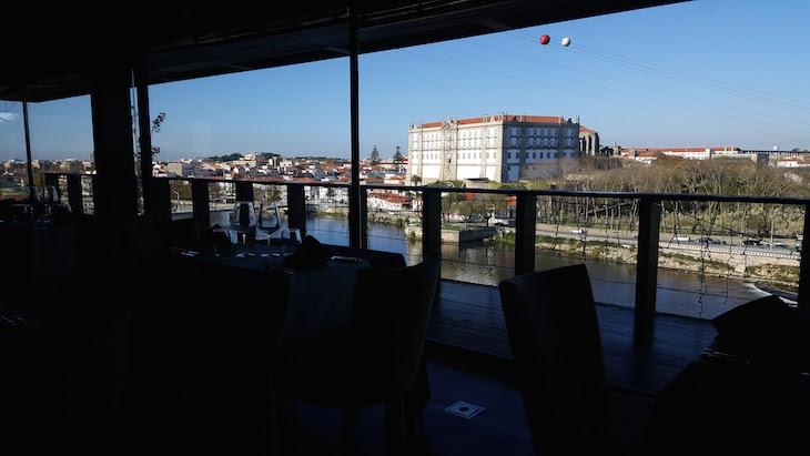 Vista do restaurante do Santana Hotel & Spa, Vila do Conde © Viaje Comigo