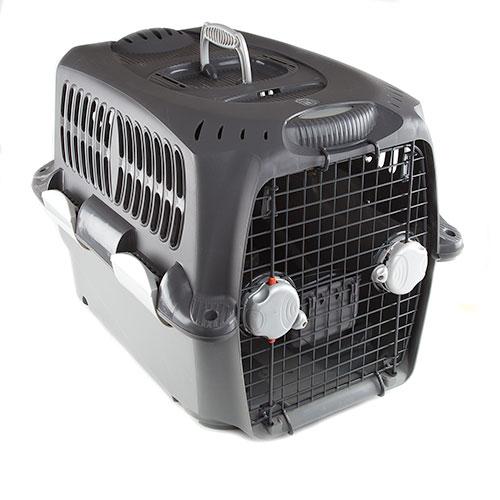 Pet Cargo Caixas de Transporte para cães © DR