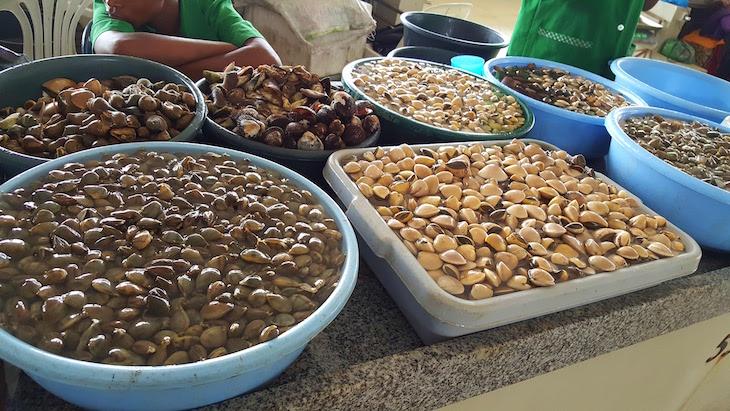 Mercado do Peixe, Maputo © Viaje Comigo