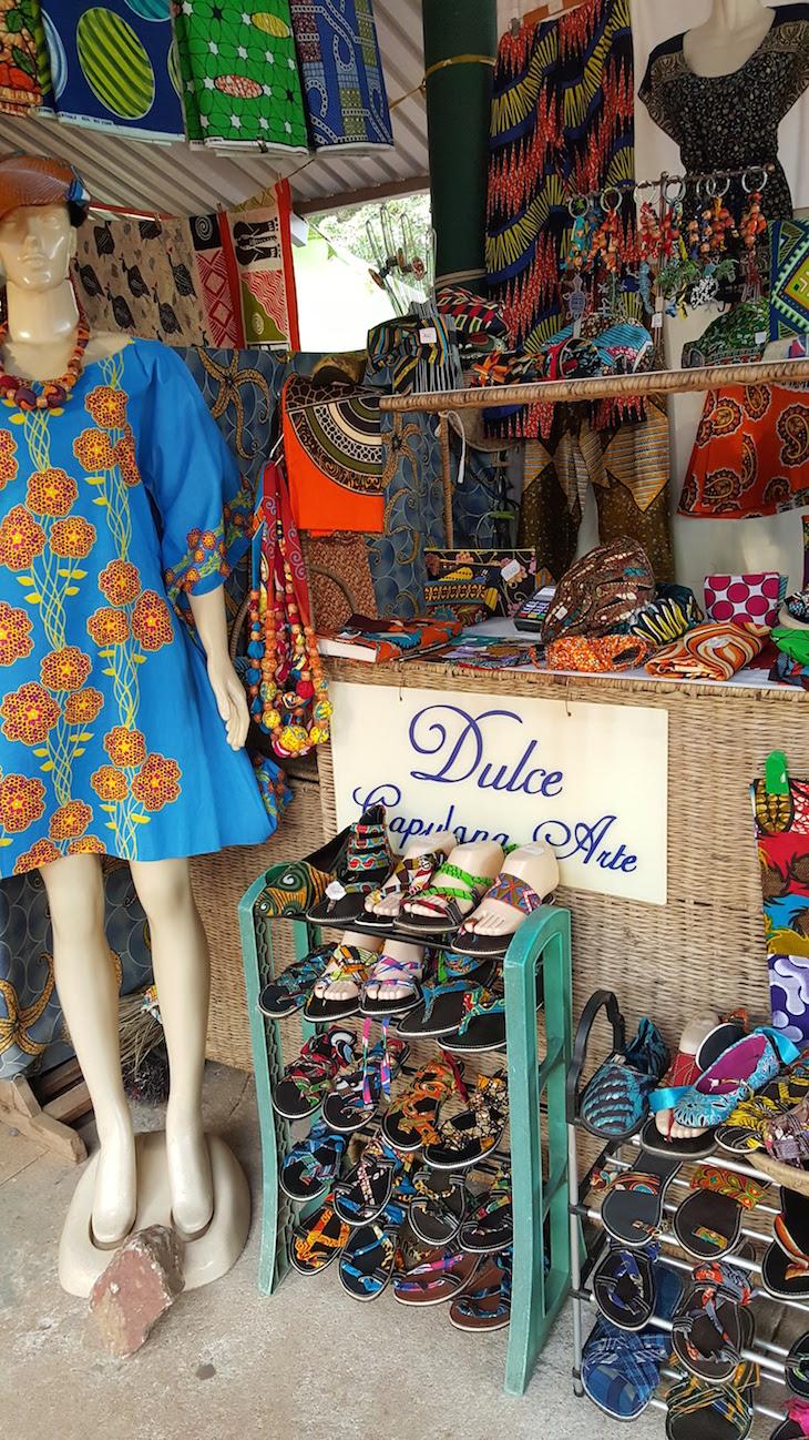 D. Dulce - Feira de Artesanato de Maputo © Viaje Comigo
