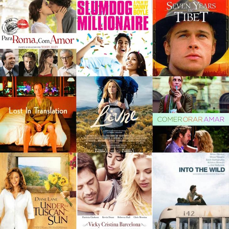 Filmes para Viajar DR