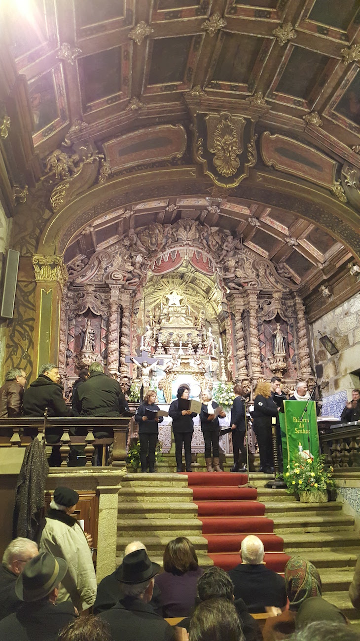 Igreja de Granja do Tedo © Viaje Comigo