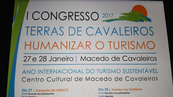 Congresso 2017 Terras de Cavaleiro - Humanizar o Turismo
