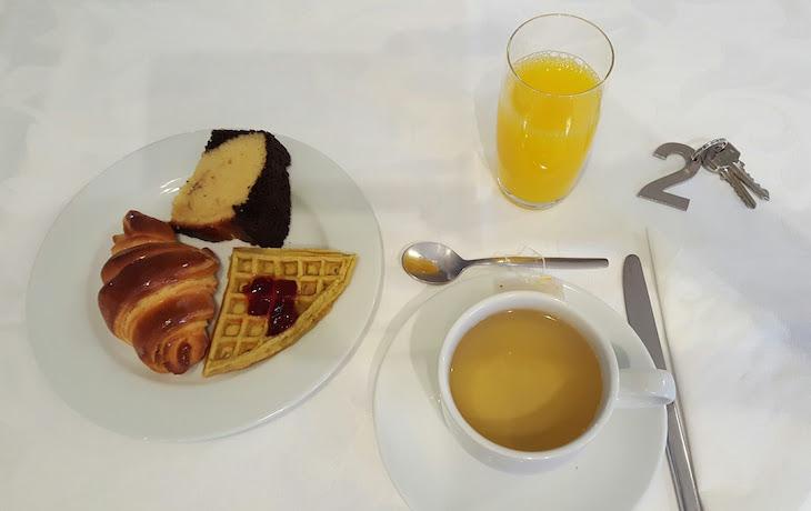 Pequeno-almoço na Casa dos Ruis, Tabuaço © Viaje Comigo