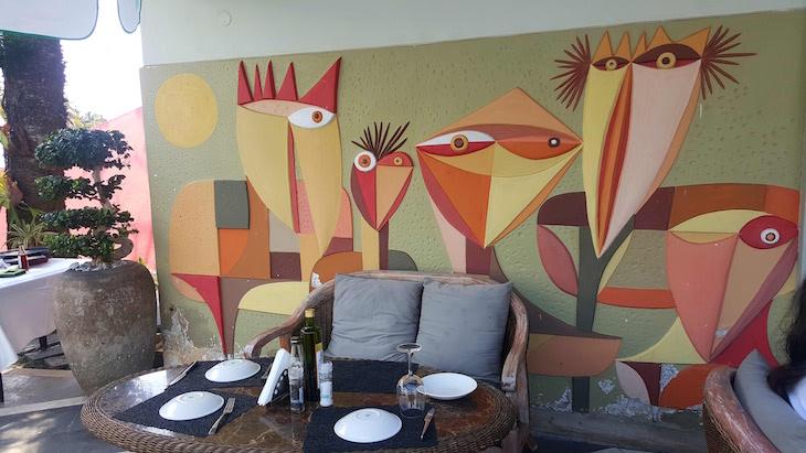 Restaurante Zambi, Maputo © Viaje Comigo