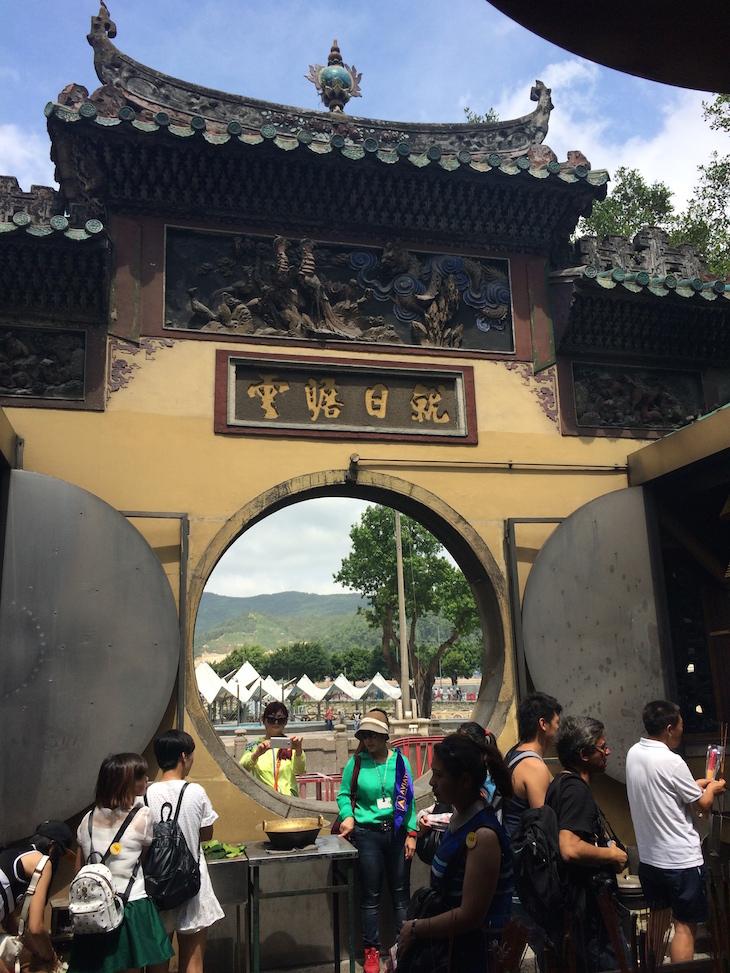 Templo de A-Má – Macau © Viaje Comigo