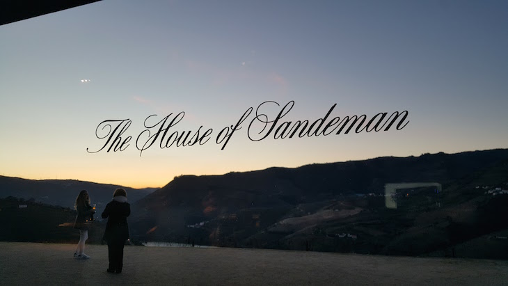 The House of Sandeman - Quinta do Seixo © Viaje Comigo