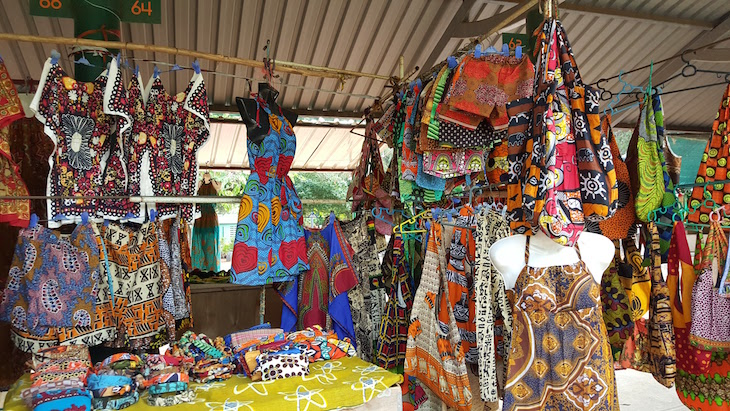 Feira de Artesanato de Maputo © Viaje Comigo