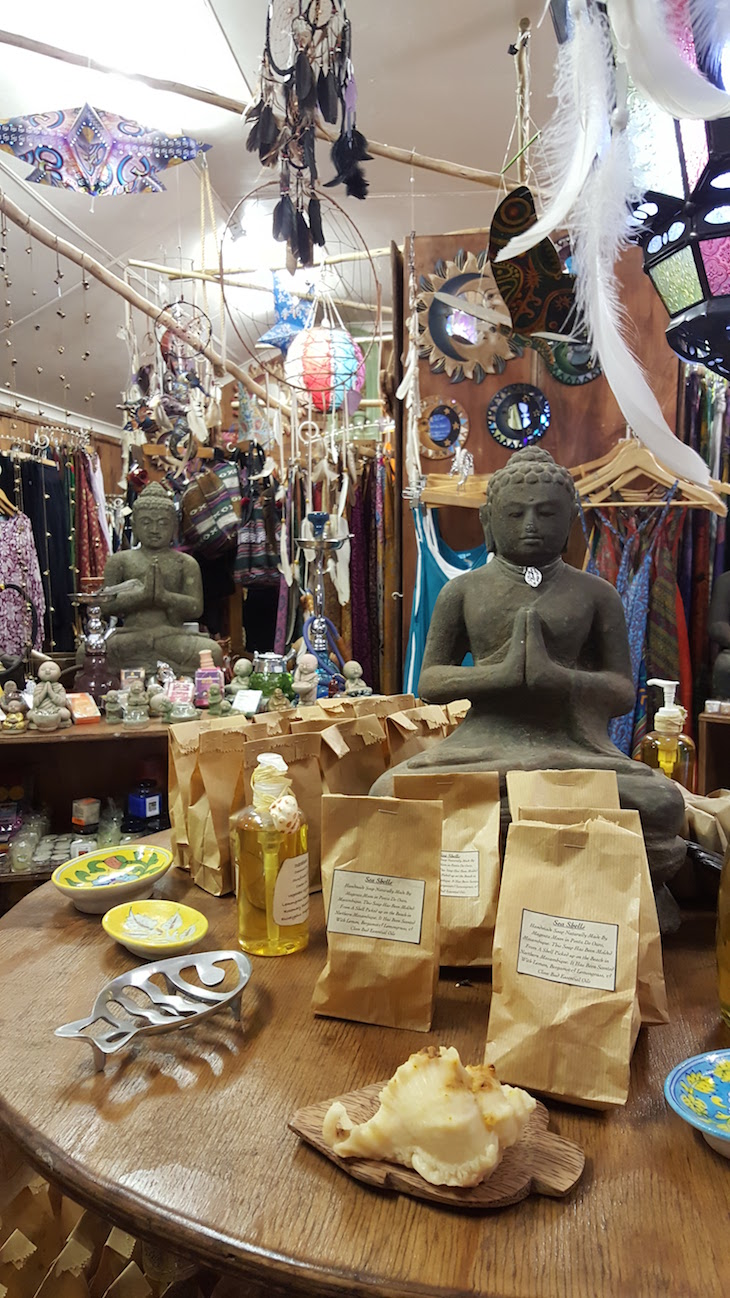 Boutique na Ponta do Ouro, Moçambique © Viaje Comigo