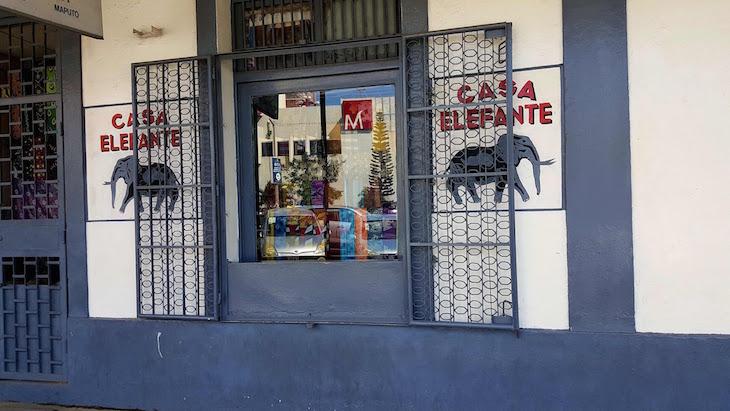 Casa Elefante - Maputo © Viaje Comigo