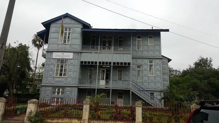 Casa de Ferro - Maputo © Viaje Comigo