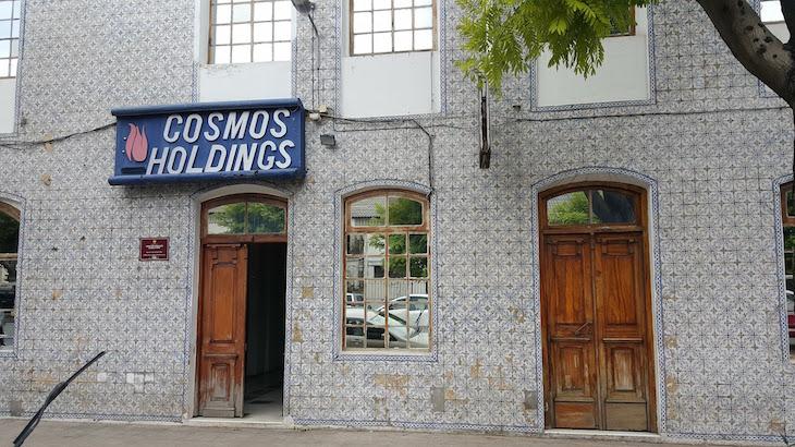Casa dos Azulejos em Maputo © Viaje Comigo