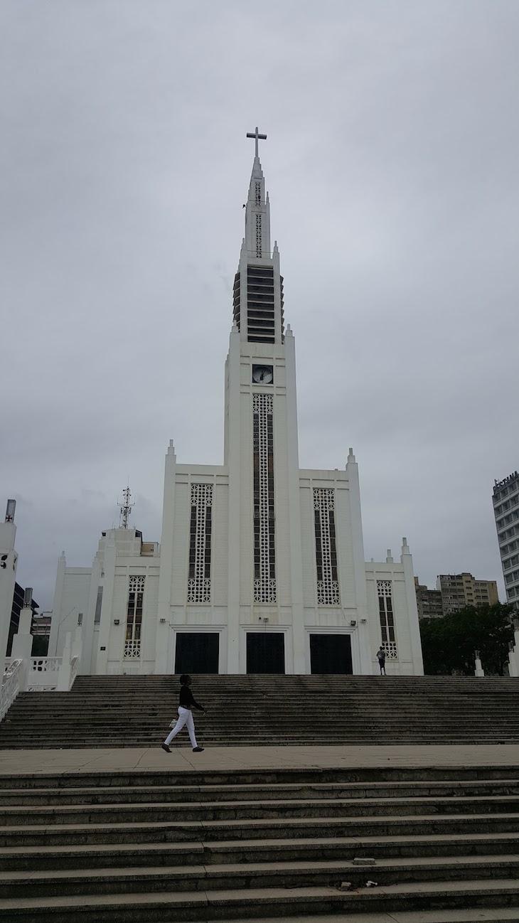 Sé Catedral de Maputo © Viaje Comigo