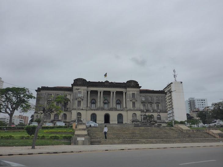 Conselho Municipal - Maputo © Viaje Comigo