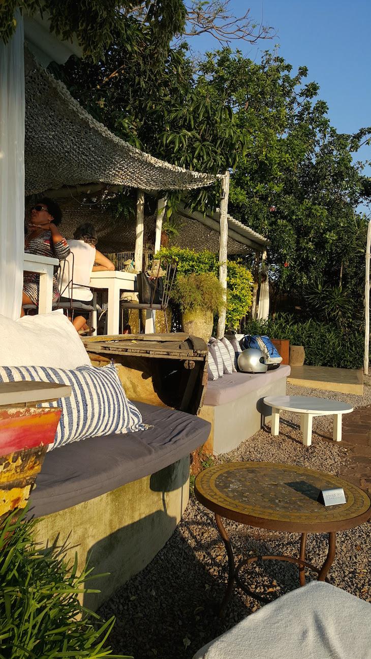 Esplanada Dhow, Maputo © Viaje Comigo
