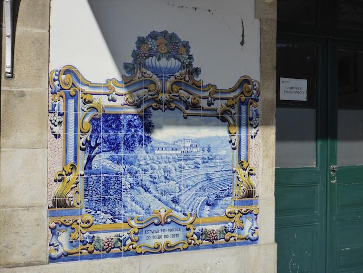 Estação Viti-Vinícola do Douro - Rio Torto © Viaje Comigo