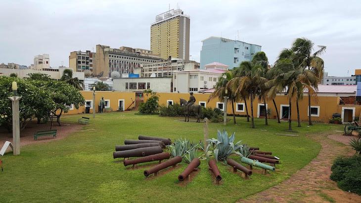 Fortaleza de Maputo, Moçambique © Viaje Comigo