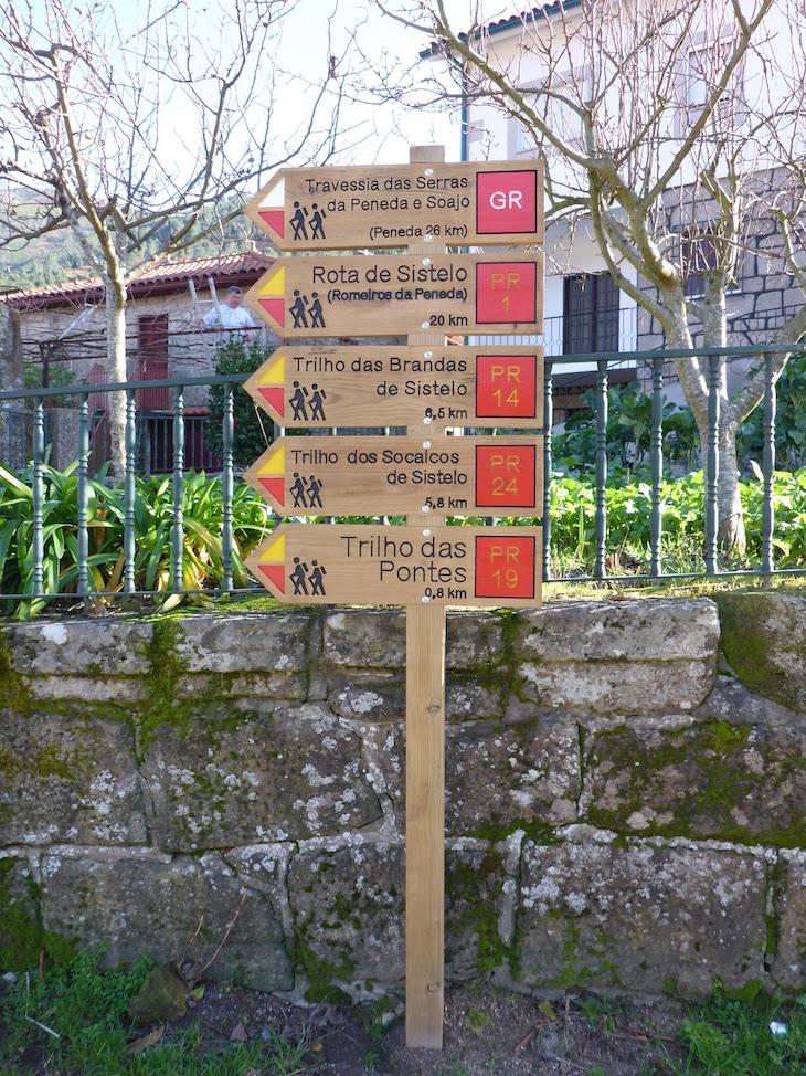 Percursos Pedestres - Sistelo - Arcos de Valdevez © Viaje Comigo