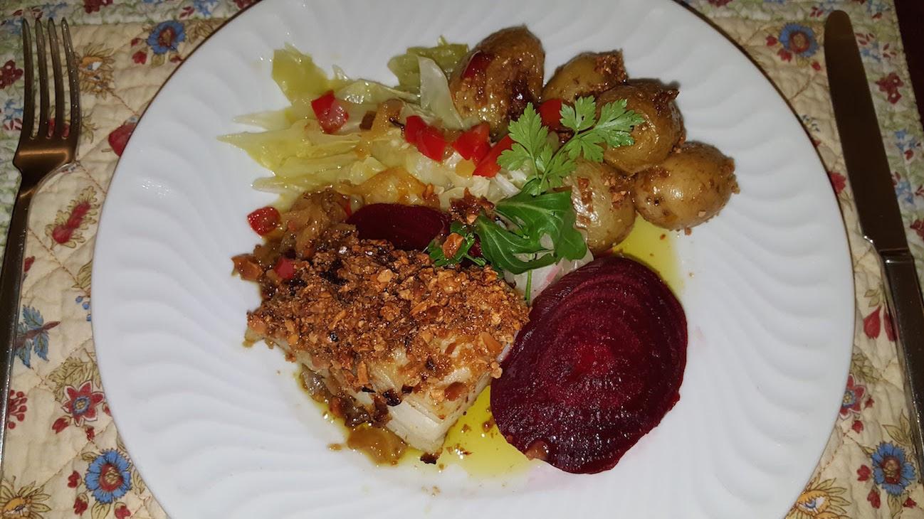 Jantar na Quinta de la Rosa © Viaje Comigo