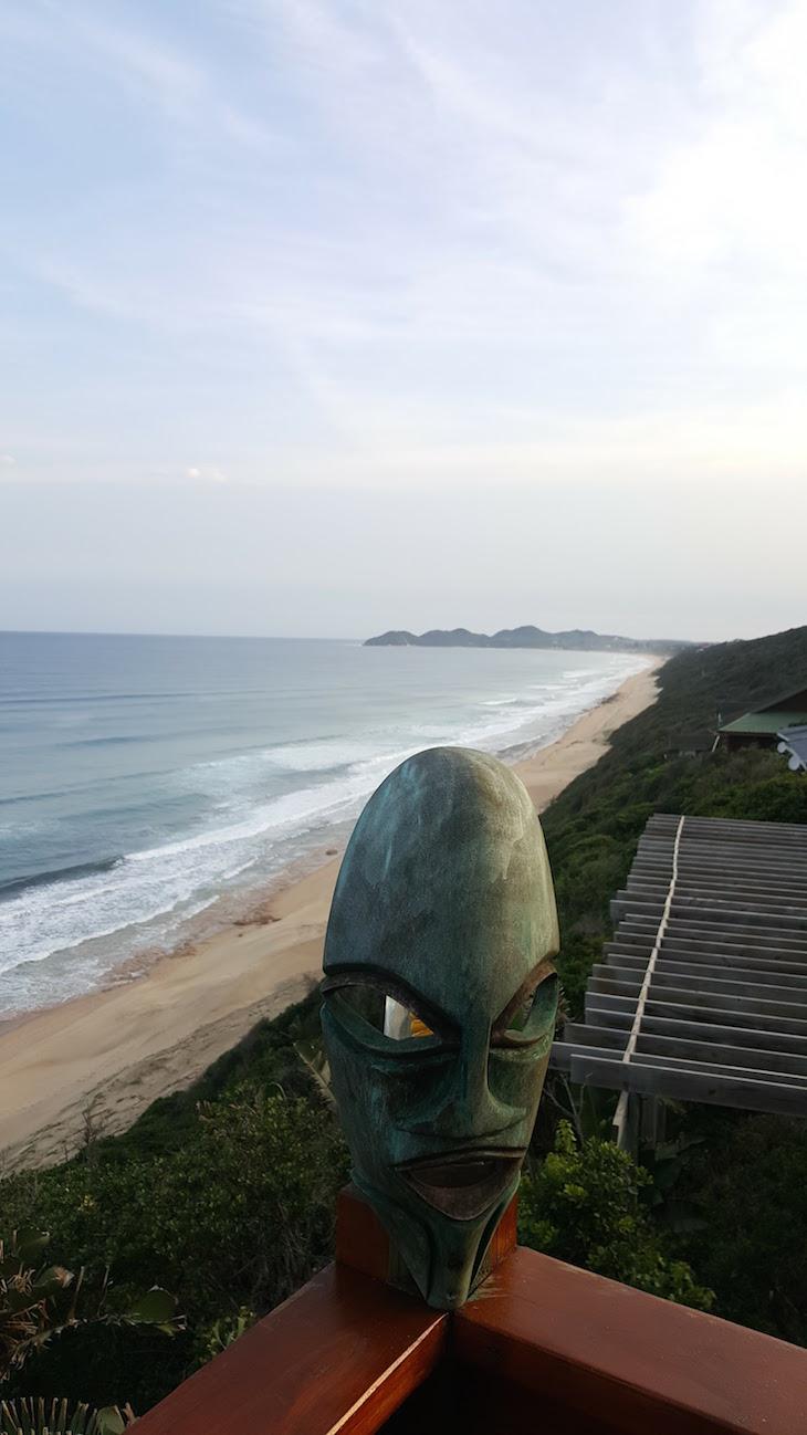 Vista do Ninho's - Ponta do Ouro, Moçambique © Viaje Comigo