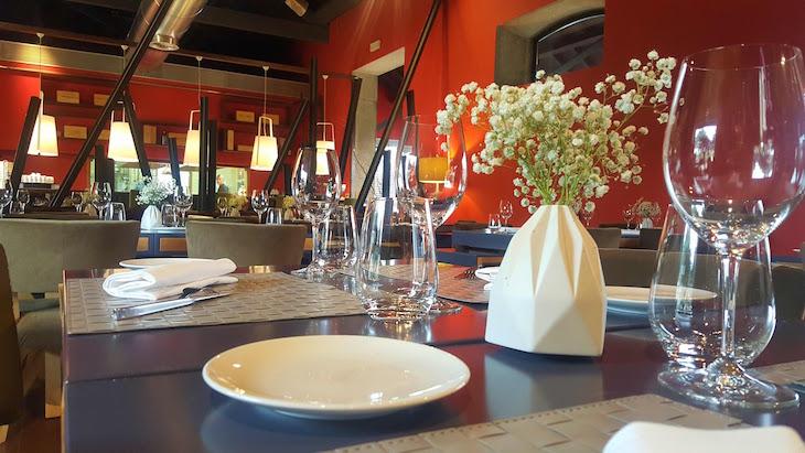 Restaurante Cais da Vila © Viaje Comigo