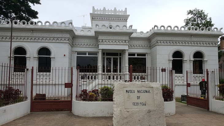 Museu Nacional de Geologia - Maputo © Viaje Comigo
