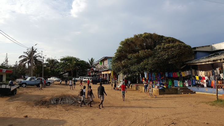 Vila da Ponta do Ouro - Moçambique © Viaje Comigo