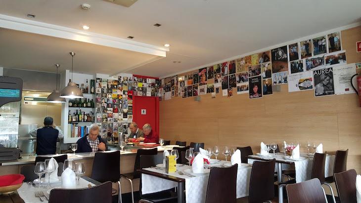 No Restaurante Minho Verde - Arcos de Valdevez © Viaje Comigo