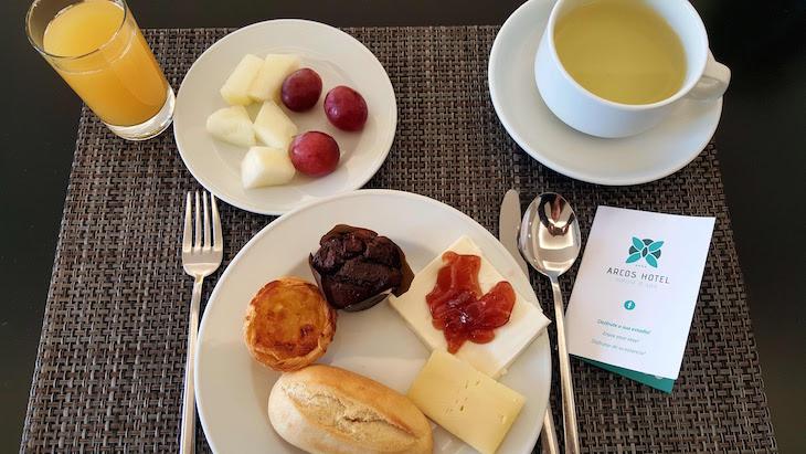 Pequeno-almoço no Luna Arcos Nature Hotel & Spa, Arcos de Valdevez © Viaje Comigo