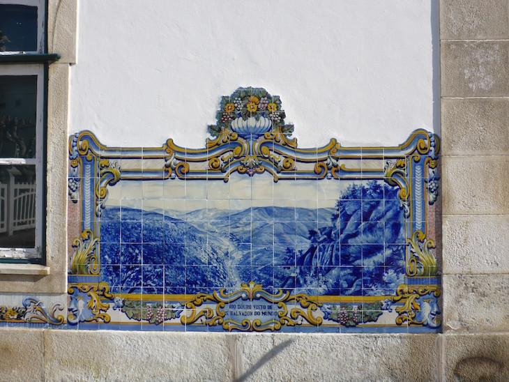 Rio Douro Visto de S. Salvador do Mundo © Viaje Comigo