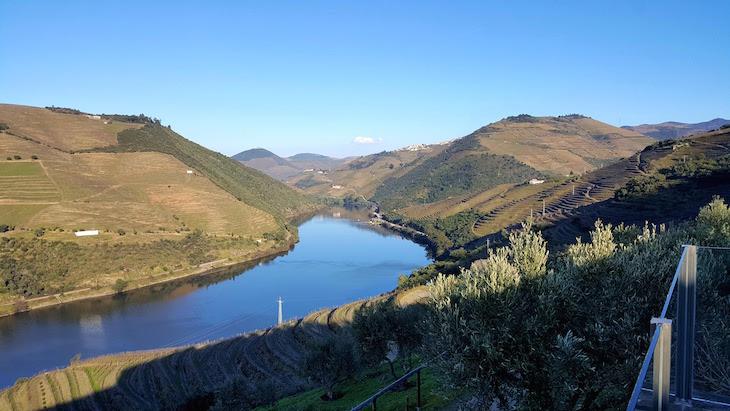 Vista da Quinta do Pôpa - Douro © Viaje Comigo