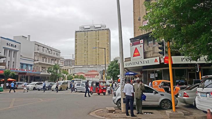 Scala e Continental -Maputo © Viaje Comigo