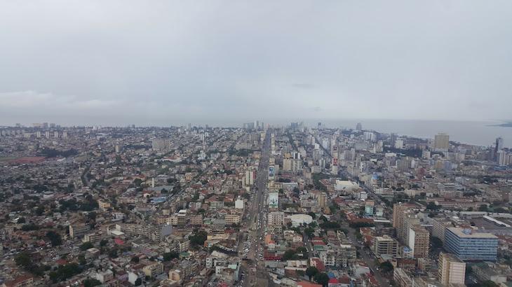 Vista da cidade de Maputo © Viaje Comigo