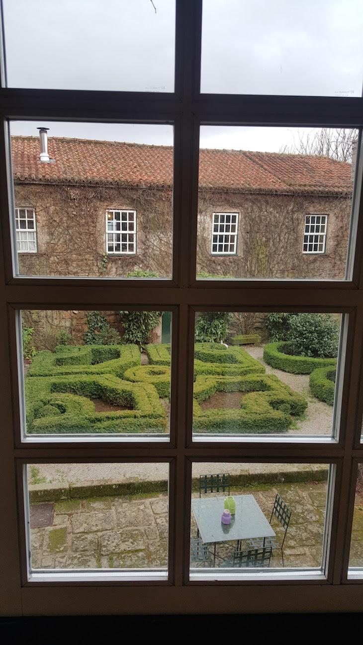 Vista janela Casa dos Barros - Sabrosa © Viaje Comigo