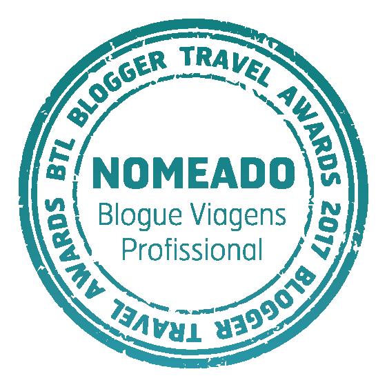 Nomeado pelo Melhor de Viagens Profissional nos BTL Travel Blogger Awards