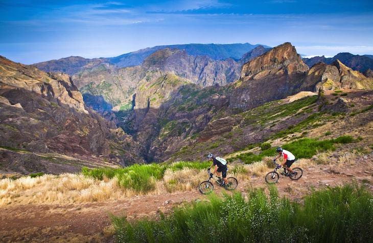 Bike © Visit Madeira