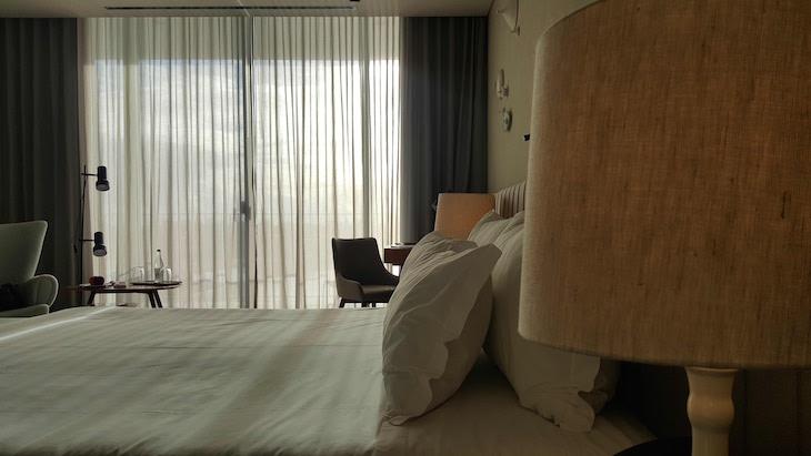 Quarto no Montebelo Vista Alegre Ílhavo Hotel © Viaje Comigo